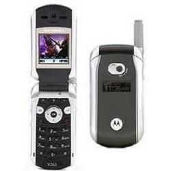 Usuñ simlocka kodem z telefonu Motorola V265