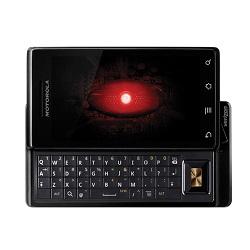 Usuñ simlocka kodem z telefonu Motorola Droid