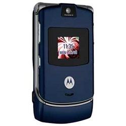 Usuñ simlocka kodem z telefonu Motorola V3a