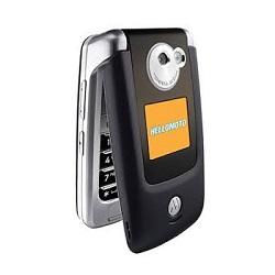 Usuñ simlocka kodem z telefonu Motorola A910
