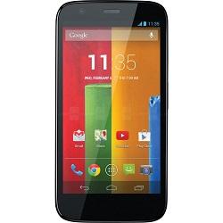 Usuñ simlocka kodem z telefonu Motorola Moto G 2015