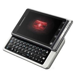 Usuñ simlocka kodem z telefonu Motorola Droid 2 Global
