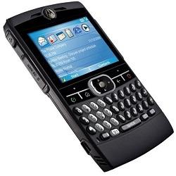Usuñ simlocka kodem z telefonu Motorola Moto Q