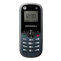 Usuñ simlocka kodem z telefonu Motorola WX161