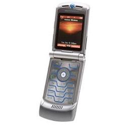 Usuñ simlocka kodem z telefonu Motorola V3c