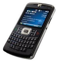 Usuñ simlocka kodem z telefonu Motorola Q q9