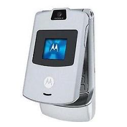 Usuñ simlocka kodem z telefonu Motorola V3g