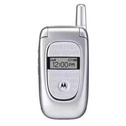 Usuñ simlocka kodem z telefonu Motorola V190