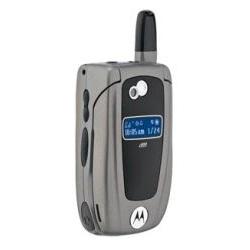 Usuñ simlocka kodem z telefonu Motorola i850