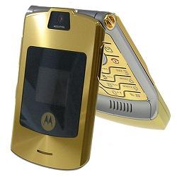 Usuñ simlocka kodem z telefonu Motorola V3i