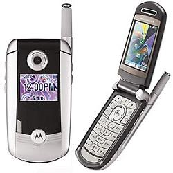 Usuñ simlocka kodem z telefonu Motorola V710