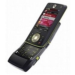 Usuñ simlocka kodem z telefonu Motorola Z8 RIZR