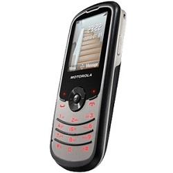Usuñ simlocka kodem z telefonu Motorola WX260