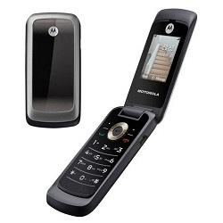 Usuñ simlocka kodem z telefonu Motorola WX265