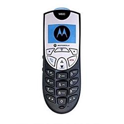 Usuñ simlocka kodem z telefonu Motorola M800