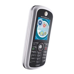 Usuñ simlocka kodem z telefonu Motorola C257
