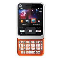 Usuñ simlocka kodem z telefonu Motorola Motocubo A45 Ecom