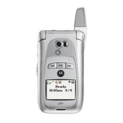 Usuñ simlocka kodem z telefonu Motorola i870