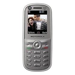 Usuñ simlocka kodem z telefonu Motorola WX280