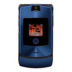 Usuñ simlocka kodem z telefonu Motorola V3iv