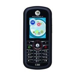Usuñ simlocka kodem z telefonu Motorola C261