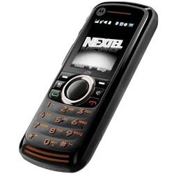 Usuñ simlocka kodem z telefonu Motorola i296