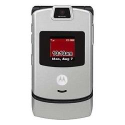 Usuñ simlocka kodem z telefonu Motorola V3M