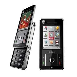 Usuñ simlocka kodem z telefonu Motorola ZN300
