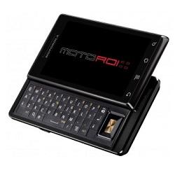 Usuñ simlocka kodem z telefonu Motorola MotoROI