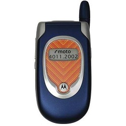 Usuñ simlocka kodem z telefonu Motorola V295