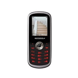 Usuñ simlocka kodem z telefonu Motorola WX290