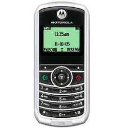 Usuñ simlocka kodem z telefonu Motorola C118