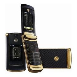 Usuñ simlocka kodem z telefonu Motorola V8 RAZR2 LE