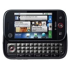 Usuñ simlocka kodem z telefonu Motorola Cliq