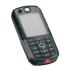 Usuñ simlocka kodem z telefonu Motorola E1001