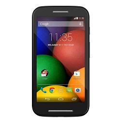Usuñ simlocka kodem z telefonu Motorola Motorola Moto E