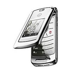 Usuñ simlocka kodem z telefonu Motorola V8 SLVR