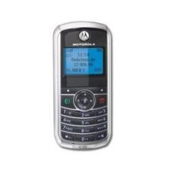 Usuñ simlocka kodem z telefonu Motorola C121