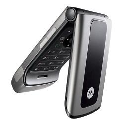 Usuñ simlocka kodem z telefonu Motorola W370