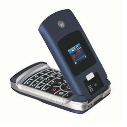 Usuñ simlocka kodem z telefonu Motorola V3x Refresh