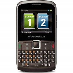 Usuñ simlocka kodem z telefonu Motorola EX115