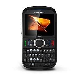 Usuñ simlocka kodem z telefonu Motorola Clutch + i475