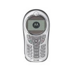 Usuñ simlocka kodem z telefonu Motorola C136
