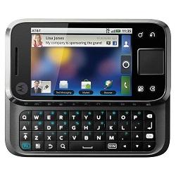 Usuñ simlocka kodem z telefonu Motorola MB508 Flipside