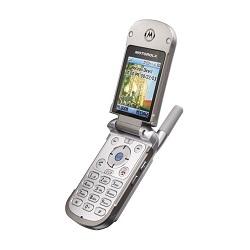 Usuñ simlocka kodem z telefonu Motorola V810