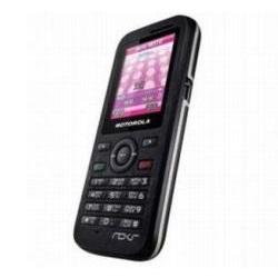 Usuñ simlocka kodem z telefonu Motorola WX395