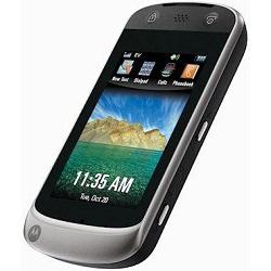 Usuñ simlocka kodem z telefonu Motorola Crush