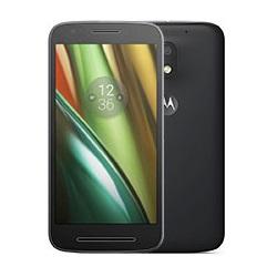 Usuñ simlocka kodem z telefonu Motorola E3