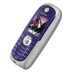 Usuñ simlocka kodem z telefonu Motorola C651