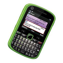 Usuñ simlocka kodem z telefonu Motorola WX404 Grasp